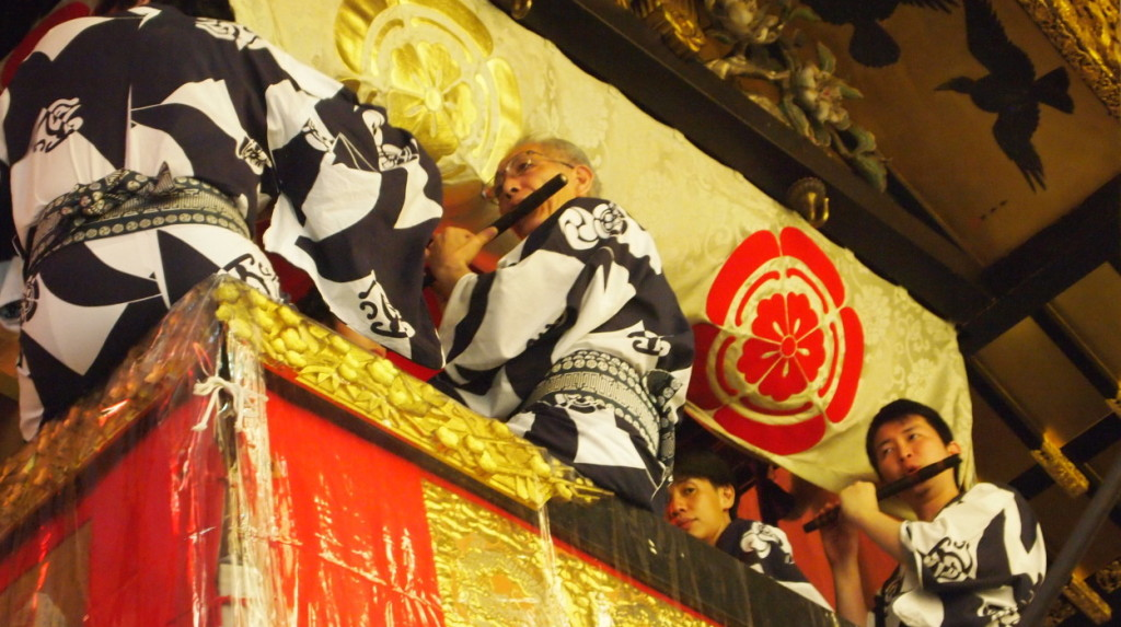 Mysteries and laser-precision at the Gion festival