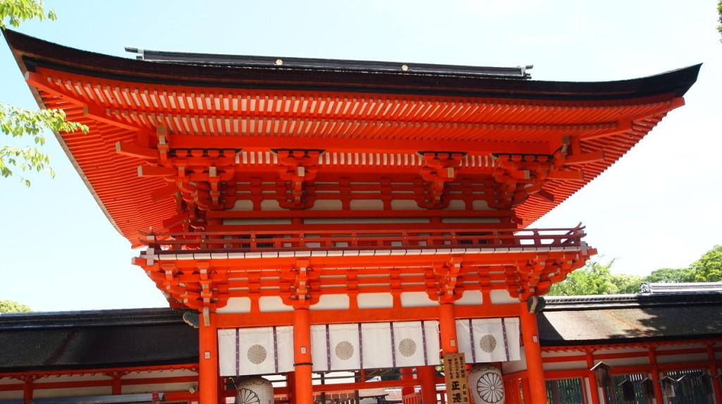 Shimogamo shrine 下鴨神社